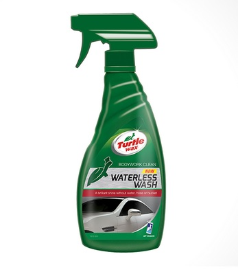 Turtle Wax Green Line Waterless Wash - Lesk bez použitia vody 500ml