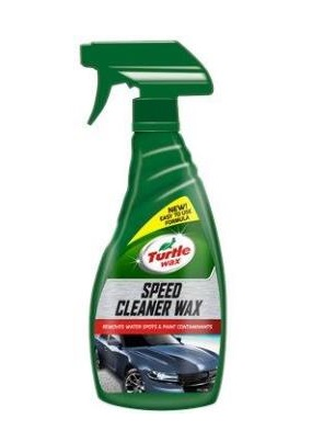 Turtle Wax Speed Cleaner Wax - Vosk rýchločistiaci 500ml