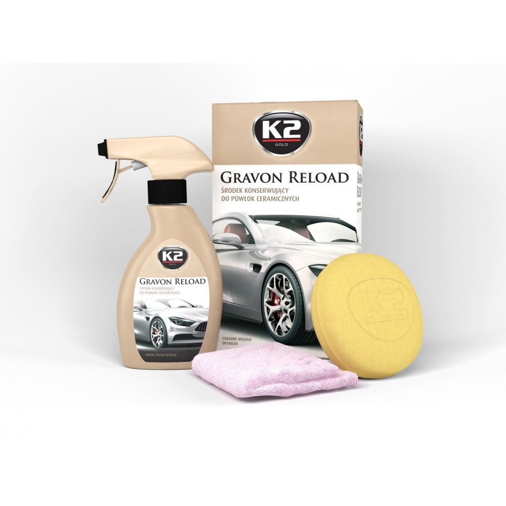 K2 Gravon reload detailer 250ml