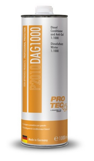 Pro-tec Diesel Antigel Prísada do nafty 1000ml