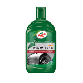 Turtle Wax Green Line Renew Polish - Obnova farby a laku 500ml