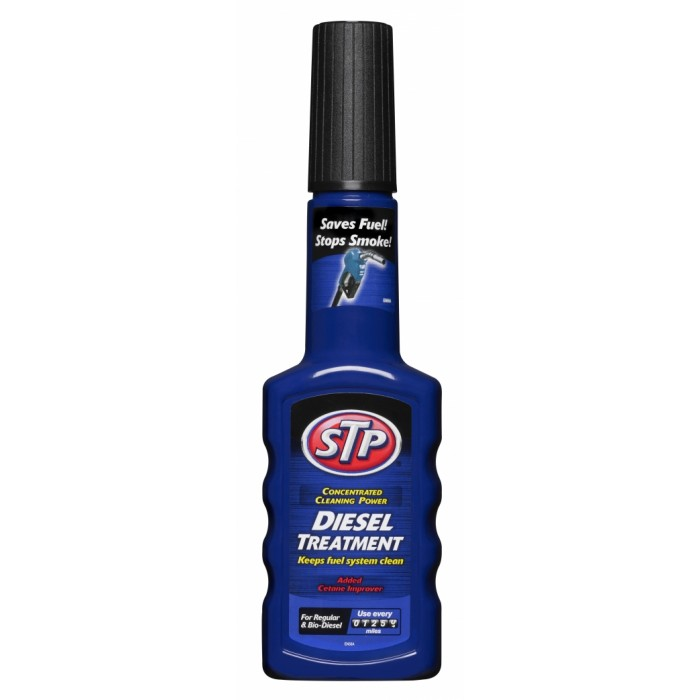 STP Diesel Treatment 200 ml