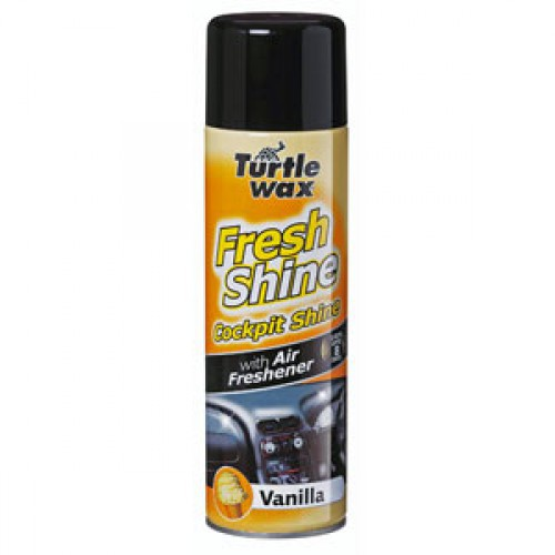 TURTLE WAX Fresh Shine Vanilka 500ml