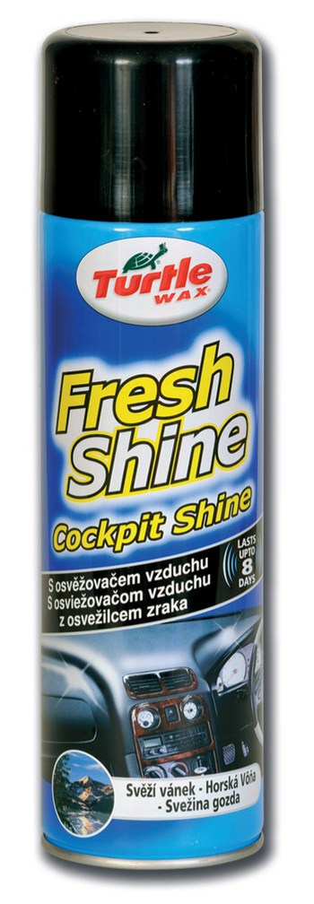 TURTLE WAX Fresh Shine Horská vôna 500ml