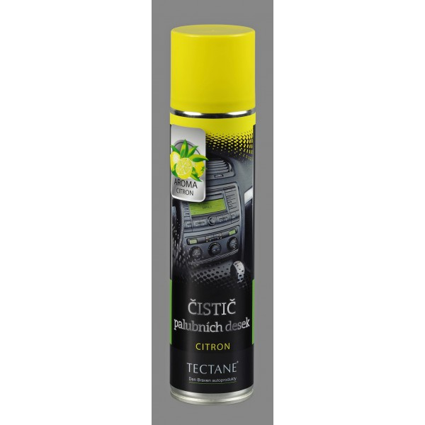 TECTANE Cockpit spray 400 ml - citrón