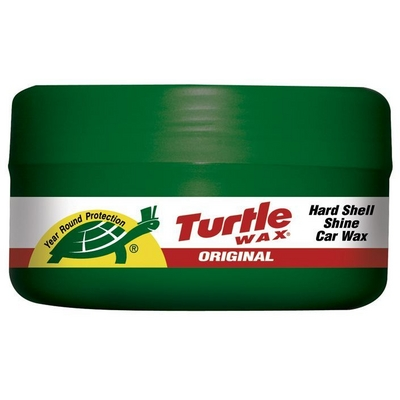 Turtle Wax Original Hard Shell Shine Car Wax 250g