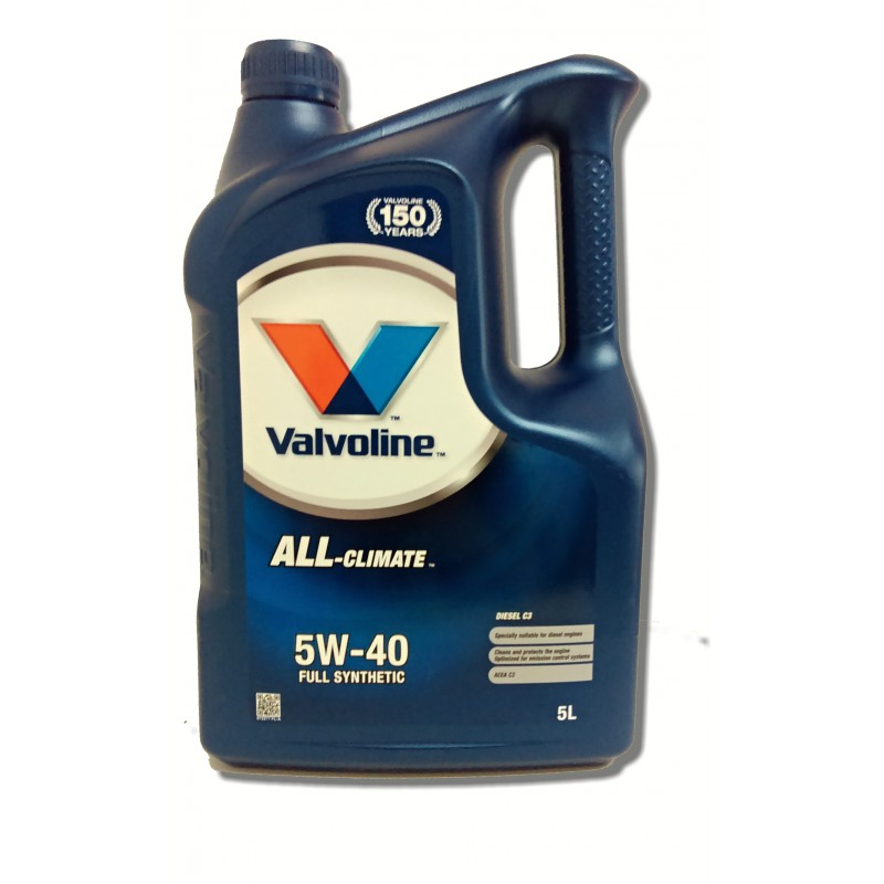 Valvoline All Climate Diesel 5W-40 5L