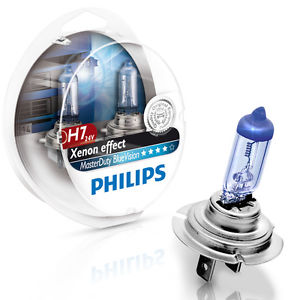 Philips Blue vision Master duty H7 24V 70W  Box