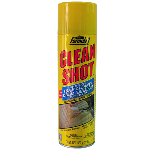 Formula 1 Clean shot čistič 600 ml