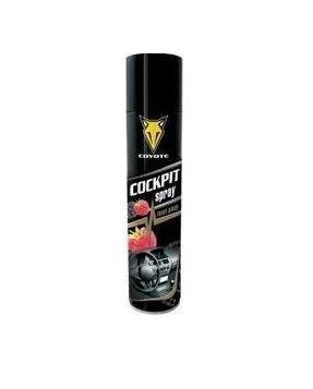 Coyote Cockpit spray lesné plody 400ml
