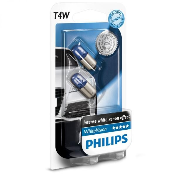 Philips T4W 12V white vision Box