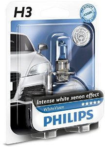 Philips White Vision Ultra H3 12V 55W