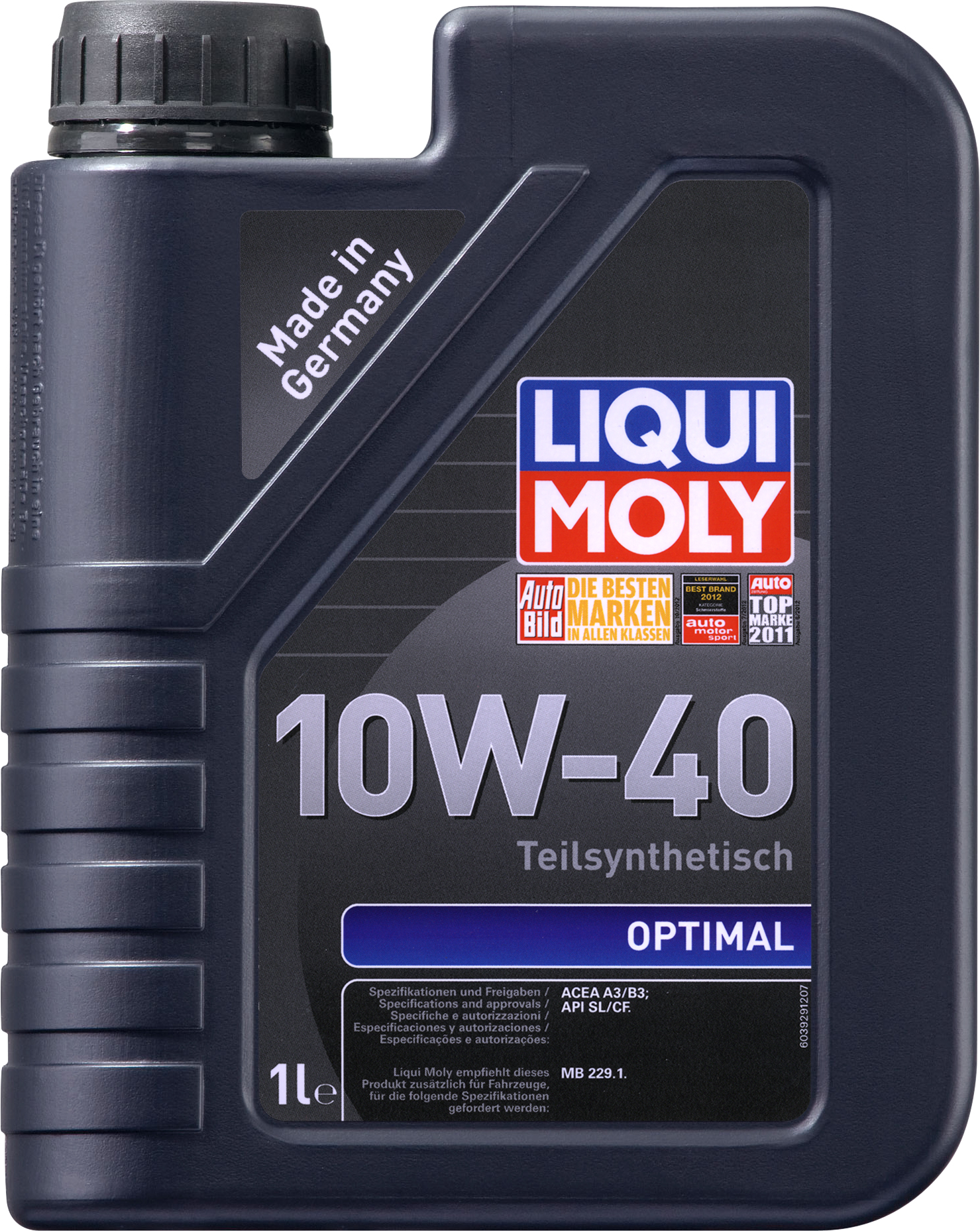 Liqui Moly Optimal 10W-40 1L