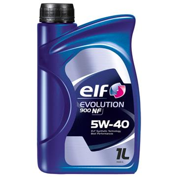 Elf Evolution NF 5W-40 1L