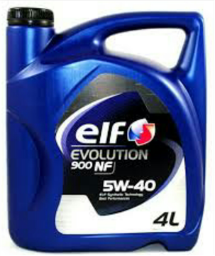 Elf Evolution NF 5W-40 4L