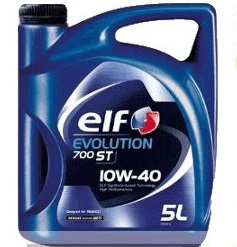 Elf Evolution 700 STI 10W-40 5L