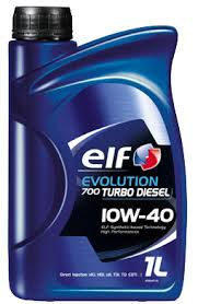 Elf Evolution 700 Turbo Diesel 10W-40 1L