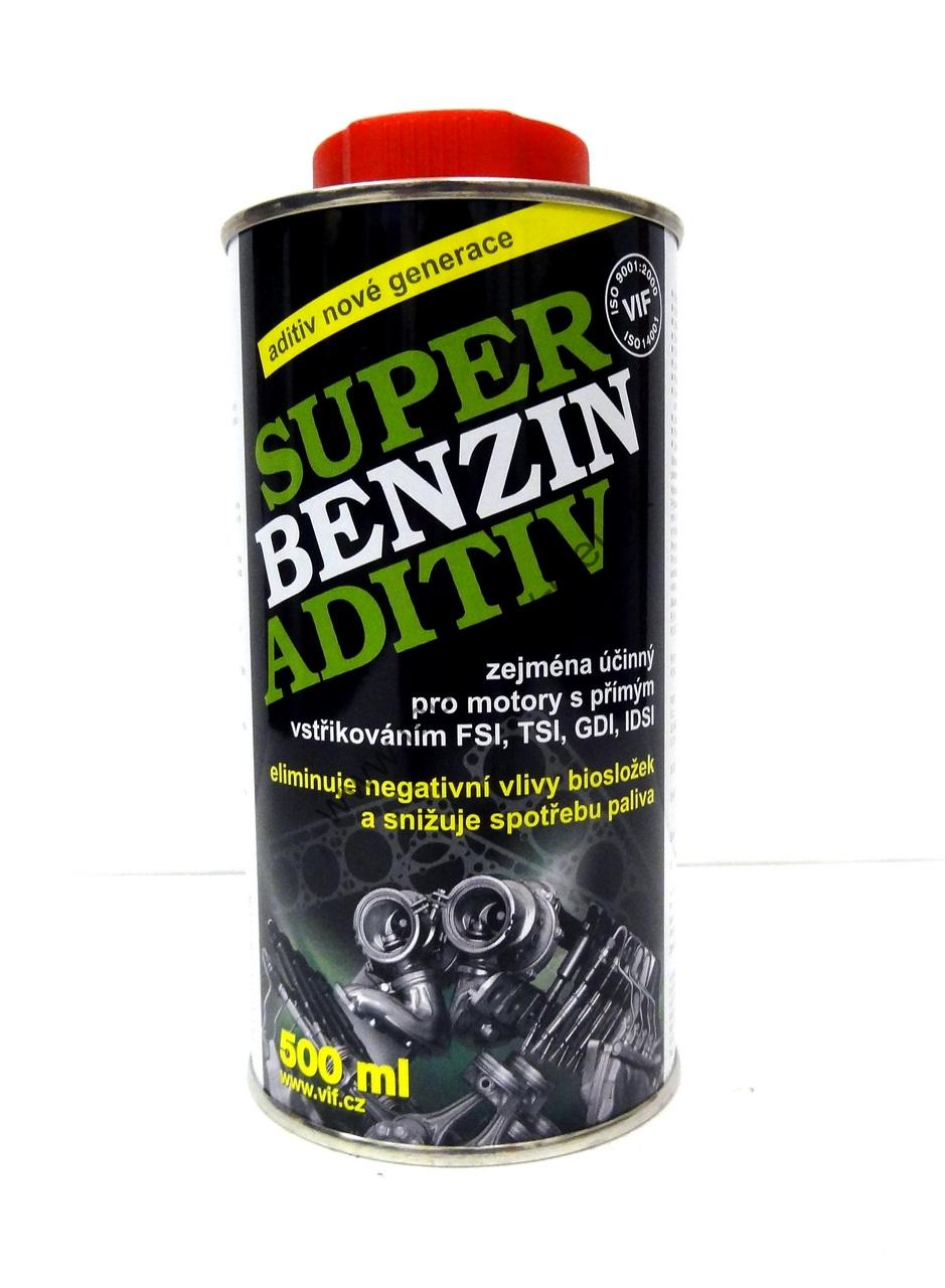 VIF Super Benzin Aditív 500ml