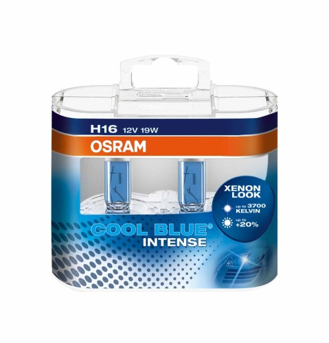 Osram Cool Blue Intense H16 -12V 19W Box