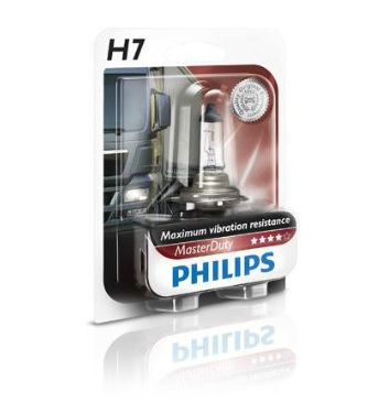 Philips Master Duty H7 24V 70W