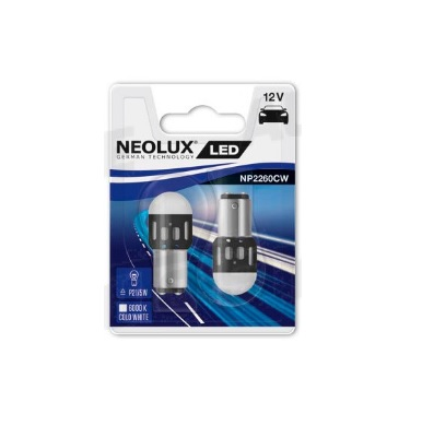 Neolux LED Retrofit 12V BAY15D P21/5W
