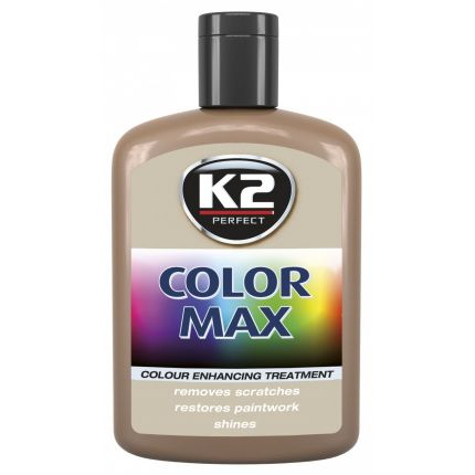 K2 Color max hnedý 200ml