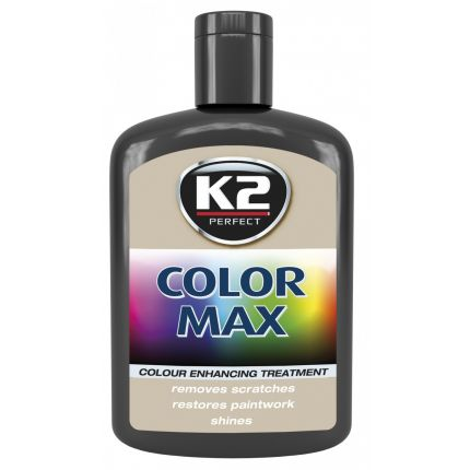 K2 Color max čierny 200ml