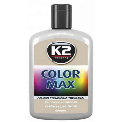 K2 Color max šedý 200ml
