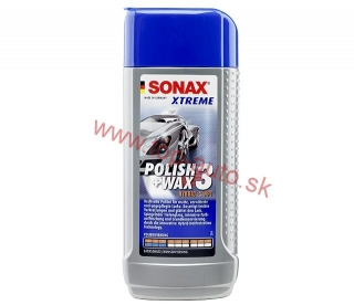 Sonax Xtreme Polish & Wax 3 progressive 500 ml
