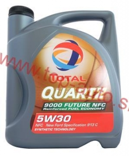 Total Quartz Future 9000 NFC 5W-30 5L
