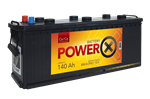 Autobatéria Power X 12V 140ah 800 A