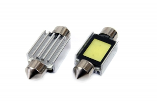 Led C5W COB2 36mm 5600K canbus