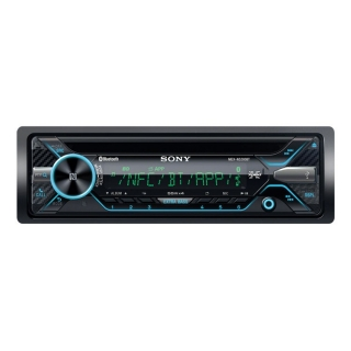 Autorádio SONY, 1DIN s CD, USB, BT MEXN5200BT.EUR