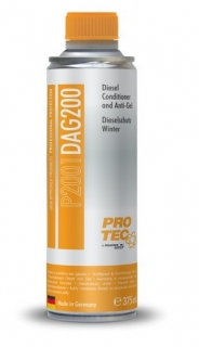 Pro-tec Diesel Antigel Prísada do nafty 375ml