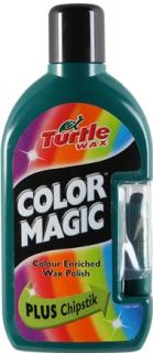 TURTLE WAX Color Magic Plus (tmavozelený) 500ml
