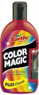 TURTLE WAX Color Magic Plus (tmavočervený) 500ml