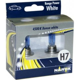 Narva Range Power White H7 12V 85W Box + W5W