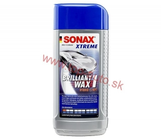 Sonax Xtreme Brilliant Wax 1 NanoPro 250ml