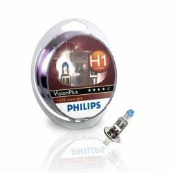 Philips H1 Vision plus 12V 55W
