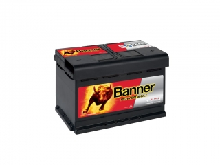 Banner Power bull 12V 74ah 680A,P7412