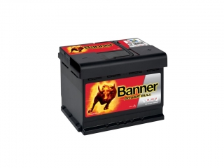 Banner Power bull 12V 62ah 550A,P6219