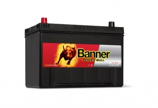 Banner Power bull 12V 95ah 740A,P9505