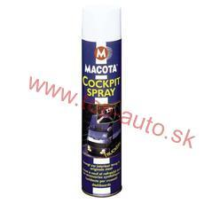 Macota Cockpit spray - Čistič plastov citrón 600 ml