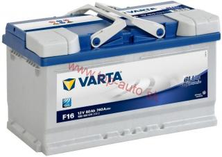 Varta Blue Dynamic 12V 80ah 740A