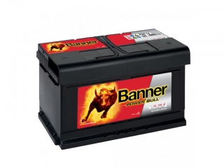 Banner Power bull 12V 80ah 700A, P8014