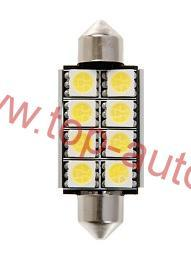 Led 12V 41mm canbus 6000k