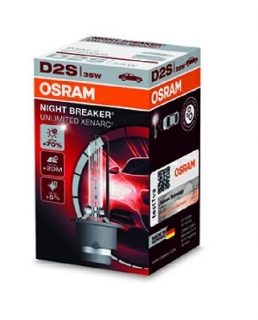 Osram D2S Night Breaker
