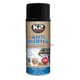 K2 Anti Marten 400ml - odpudzovač kún