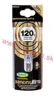 Ring Xenon Ultima H1 12V 55W + 120% Box