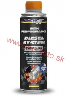 Pro-tec Bluechem Diesel system super clean  375 ml